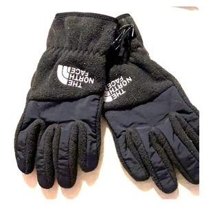 Kids S North Face Gloves